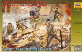 Zvezda Soviet Naval Infantry WWII