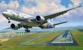 Zvezda Boeing 777-300ER
