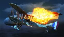 Airfix Royal Aircraft Factory Be2c