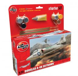 AirFix Douglas A4-B Skyhawk Starter Set