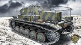 Ace Model PzBeoWg II Artillery Observation Vehicle