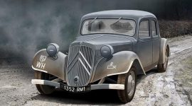 Ace Model Staff Car Traction Avant 11CV
