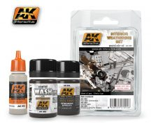 AK Interior Weathering Set