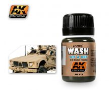 AK Oif & Oef - Us Vehicles Wash
