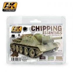 AK CHIPPING ESSENTIALS WEATHERING SET