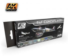 AK Raf Camouflages Colors Set