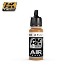 AK Air Series C2 TRAINER YELLOW