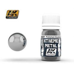AK Xtreme metal polished aluminium