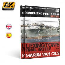 AK MODELLING FULL AHEAD SPECIAL