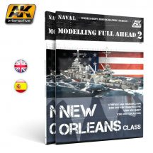 MODELLING FULL AHEAD 2 NEW ORLEANS CLASS