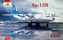 Amodel Antonov An-12B cargo aircraft