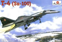 Amodel T-4 (SOTKA) Soviet supersonic strategic