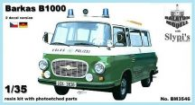 Balaton Model Barkas B1000 van