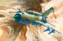 Mistercraft MiG-21MF Tomcat Killer