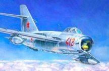 Mistercraft MiG-17 PF Radar Fresco