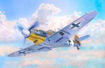 Mistercraft BF-109G-4/trop Shiess