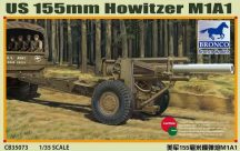 Bronco M1A1 155mm US Howitzer