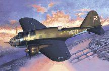 Mistercraft PZL P-37A Los I