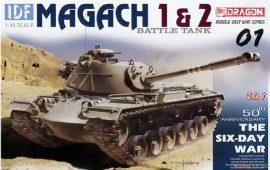 Dragon IDF Magach 1 & 2