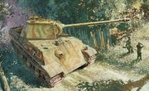 Dragon Pz.Kpfw.V Panther Ausf.G Early production