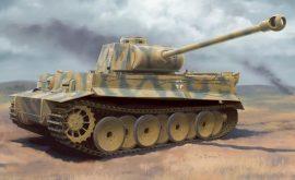 Dragon Tiger I Ausf.H2