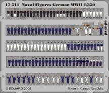 Eduard Naval Figures German WWII