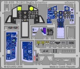 Eduard F-15C interior (Tamiya)