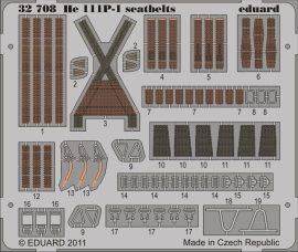 Eduard He 111 seatbelts (Revell)