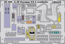 Eduard A-4F Escapac IA-1 seatbelts (Trumpeter)