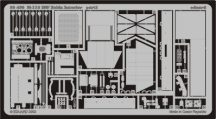 Eduard M-113 IDF Zelda interior (Academy)
