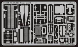 Eduard Sd.Kfz.124 Wespe (Tamiya)