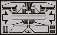 Eduard M-3 Grant fenders (Academy)