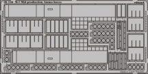 Eduard M-7 Mid production Ammo boxes (Dragon)