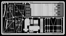 Eduard SM 79II Sparviero interior (Trumpeter)