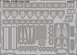 Eduard EA-6B wing fold (Kinetic)