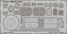 Eduard MiG-23 F.O.D. (Trumpeter)