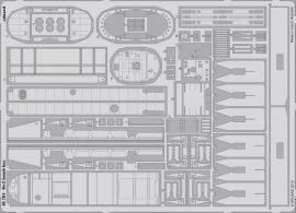 Eduard Tu-2 bomb bay (Xuntong Model)