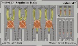 Eduard Seatbelts Italy