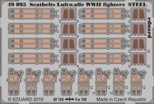 Eduard Seatbelts Luftwaffe WWII fighters STEEL