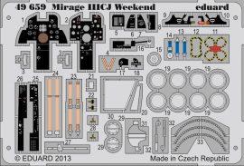 Eduard Mirage IIICJ  Weekend (Eduard)
