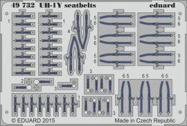 Eduard UH-1Y seatbelts (Kitty Hawk)