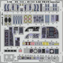 Eduard A-6E TRAM interior (Hobby Boss)