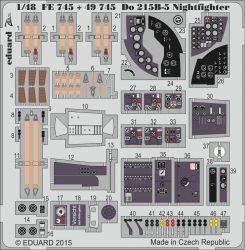Eduard Do 215B-5 Nightfighter (Icm)