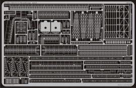 Eduard USS CV-14 Ticonderoga (Trumpeter)