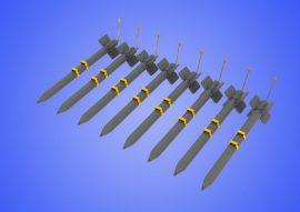 Eduard HVAR rockets