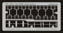 Eduard Ju 290 antennas (Revell)