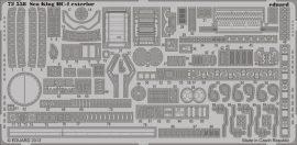 Eduard Sea King HC-4 exterior (Cyber Hobby)