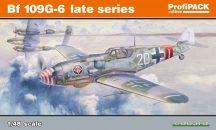 Eduard Bf 109G-6 late series
