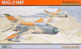 Eduard MiG-21MF ProfiPack Reedition