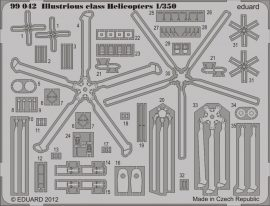 Eduard Illustrious class Helicopters